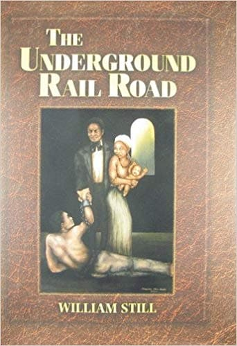 Underground Rail Road book cover